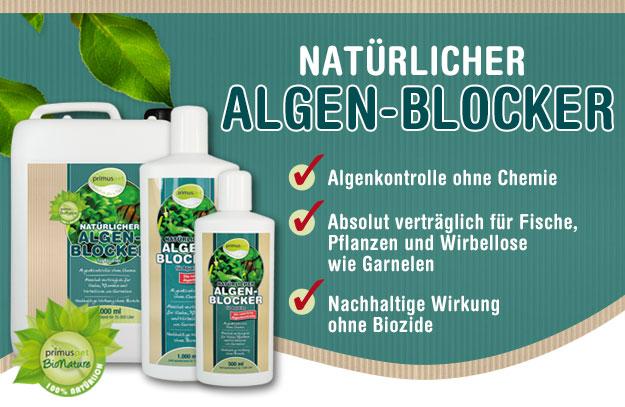 primuspet BioNature Natürlicher ALGEN-BLOCKER