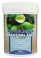 primuspet Natürlicher Wasserklärer für's Aquarium